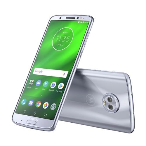 "Motorola moto g⁶ 5.7"" Single SIM 4G 3GB 32GB 3000mAh Silver"