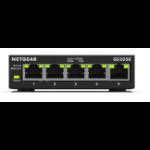 NETGEAR SOHO 5-port Gigabit Smart Managed Plus Switch