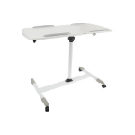 Proper Projector Trolley White for Laptops and Projectors White