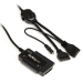 """StarTech.com USB 2.0 to SATA/IDE Combo Adapter for 2.5/3.5"""" SSD/HDD"""