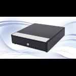 International Cash Drawer HP-123 Stainless steel, Steel Black, White