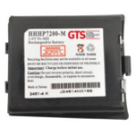 Global Technology Systems BTRY,HHP DOLPHIN 7200,1600MAH, 200-00233