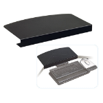 3M CM100MB Black desk tray