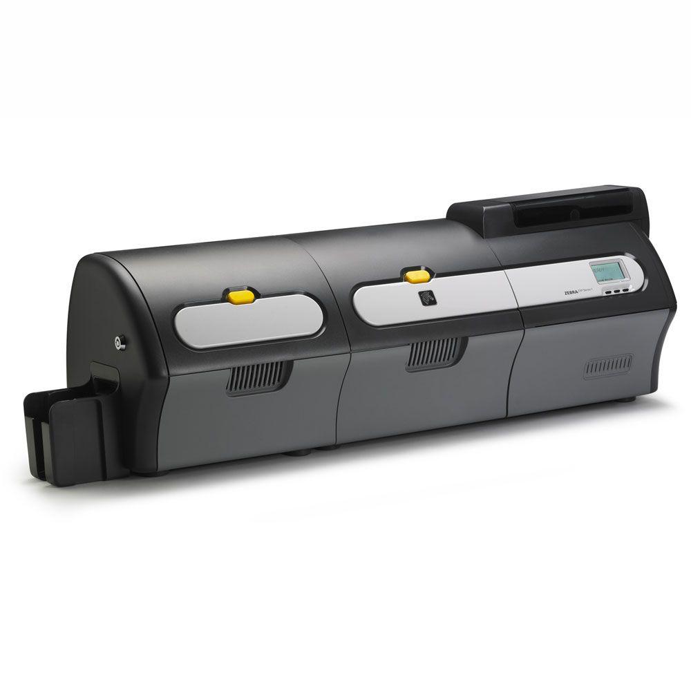 Zebra ZXP Series 7 impresora de tarjeta plástica Pintar por sublimación/Transferencia térmica Color 300