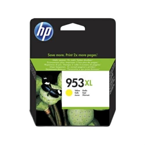 HP F6U18AE (953XL) Ink cartridge yellow, 1.6K pages, 20ml