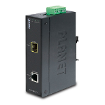 Planet IGT-805AT network media converter 1000 Mbit/s Black