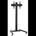 """Vogel's T2044 64"""" Portable flat panel floor stand Negro"""