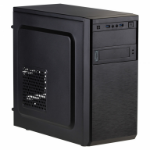 Akyga AK17BK computer case Micro Tower Black