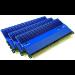 Kingston Technology HyperX 6GB, 1800MHz, DDR3, Non-ECC, CL9 (9-9-9-27), DIMM (Kit of 3), XMP Tall HS