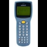 Unitech HT630 128 x 64pixels 243.8g Blue,Grey handheld mobile computer