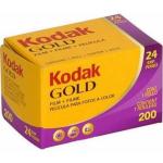 Kodak Gold 200 135/24 24shots colour film