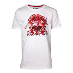 RICK AND MORTY The Vortex T-Shirt, Male, Extra Large, White (TS778416RMT-XL)