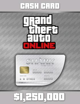 Nexway Grand Theft Auto Online: Great White Shark Card