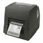 Citizen Citizen CL-S631, 12 dots/mm (300 dpi), cutter, ZPL, Datamax, multi-IF (Ethernet, Premium), black