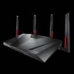 ASUS DSL-AC3100, AC3100 Dual-Band ADSL/VDSL Gigabit Wi-Fi Modem Router with Parental Controls, Ultra Fast