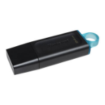 Kingston Technology DataTraveler Exodia USB flash drive 64 GB USB Type-A 3.2 Gen 1 (3.1 Gen 1) Black DTX/64GB