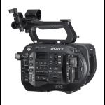 Sony FS7 II CMOS Shoulder camcorder Black 4K Ultra HD