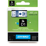 DYMO 45011 (S0720510) DirectLabel-etikettes, 12mm x 7m