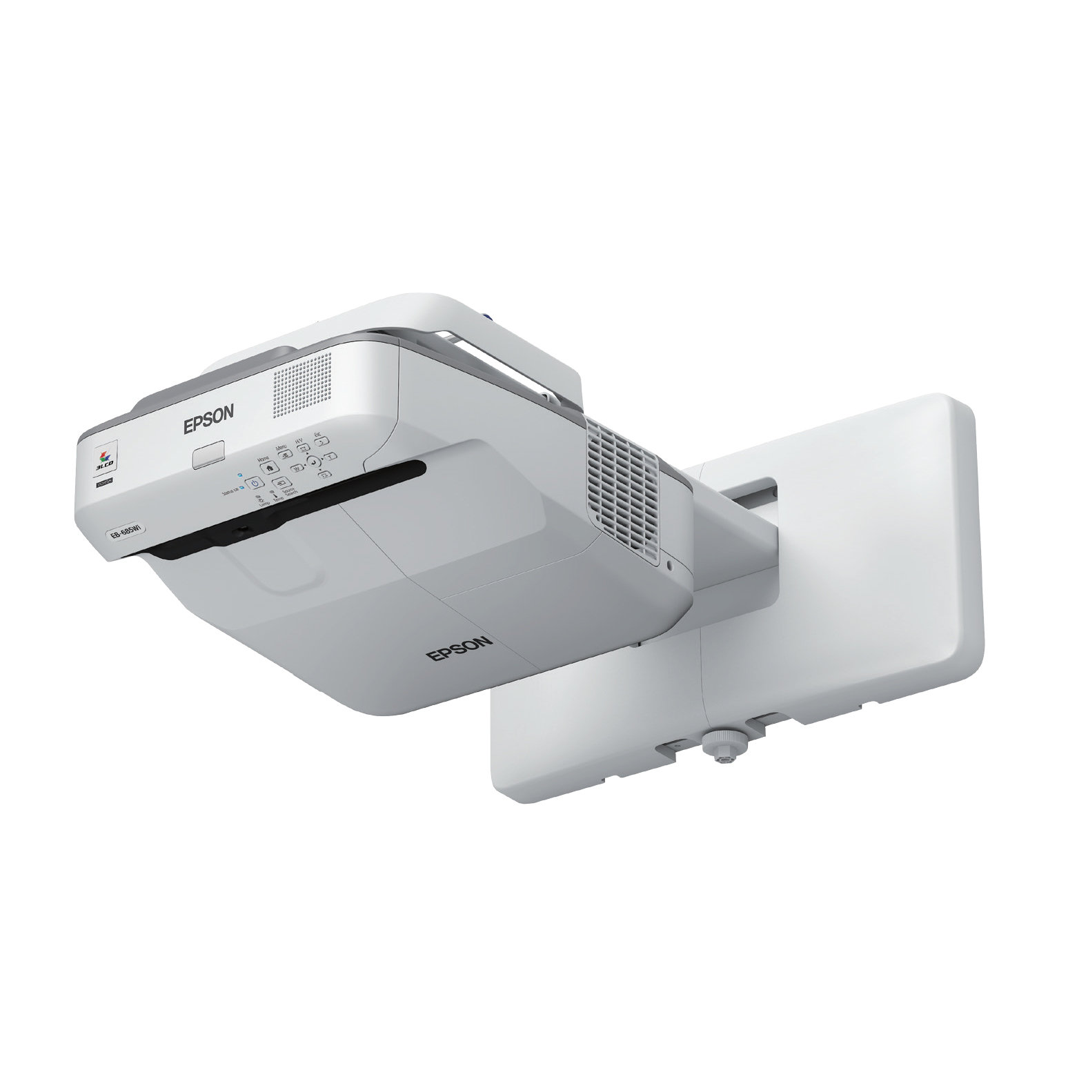 Epson EB-685Wi Interactive Projector & Wall Bracket Bundle