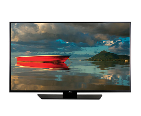 "LG 43LX341C 42.8"" Full HD Black LED TV"