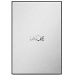LaCie STHY1000800 external hard drive 1000 GB Black,Silver