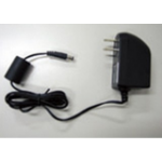 Plustek Z-0123 power adapter/inverter Indoor 8 W Black