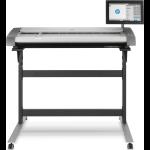 HP HD Pro 2 42-in Sheet-fed scanner 1200 x 1200 DPI A0 Black