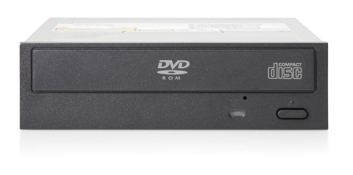HP 581599-001 optical disc drive Internal Black DVD-ROM