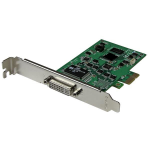 StarTech.com High-Definition PCIe Capture Card - HDMI VGA DVI & Component - 1080P