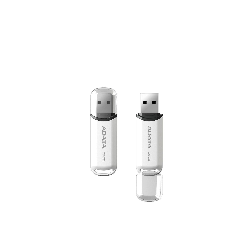 ADATA 16GB C906 16GB USB 2.0 Type-A White USB flash drive
