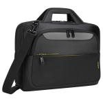 """Targus Citygear notebook case 35.6 cm (14"""") Briefcase Black"""
