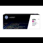 HP LaserJet 659X Origineel Magenta 1 stuk(s)