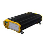 Generic 2000W (4000W) 12VDC to 230VAC Modified Sinewave Inverter with 2X2.1USB and LCD Display