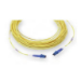 AMP 1-6536969-0 10m LC LC Yellow fiber optic cable