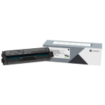 Lexmark C332HK0 Toner black, 3K pages
