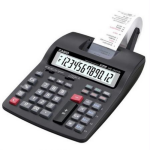 Casio HR150TM Desktop Printing calculator Black calculator