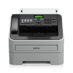 Brother FAX-2845 fax machine Laser 33.6 Kbit/s 300 x 600 DPI Black, White