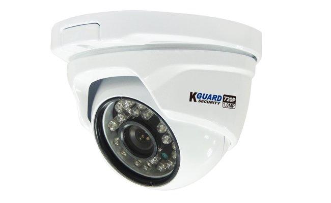 Kguard DA713FPK CCTV Indoor & outdoor Dome White surveillance camera