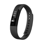 "Denver BFH-15 OLED 2.21 cm (0.87"") Wristband activity tracker Black IP65"