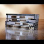 Cisco Cat 3750g 24xF+ENet GENet BaseT+4SFP EMI