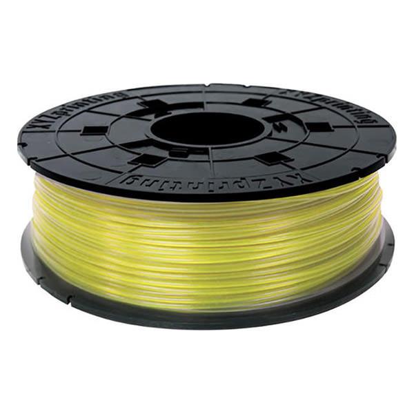 XYZprinting Clear Yellow PLA Filament