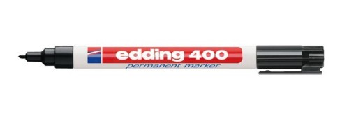 Edding 400 Black 10pc(s) permanent marker