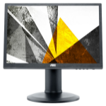 "AOC Pro-line I960PRDA 19"" Black computer monitor LED display"