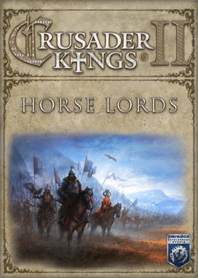Nexway Crusader Kings II: Horse Lords Video game downloadable content (DLC) PC/Mac/Linux Español