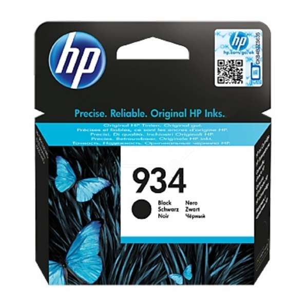 HP C2P19AE#301 (934) Ink cartridge black, 10ml