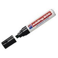 Edding 800 PERMANENT MARKER BROAD BLACK