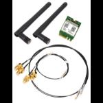 Shuttle WLN-M Internal WLAN/Bluetooth 433.3Mbit/s networking card