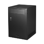 Lian Li PC-Q07B Mini-Tower Black computer case
