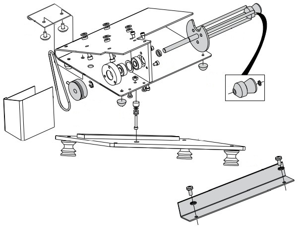 Datamax O'Neil 400001 kit para impresora