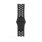 Apple MX8E2ZM/A accesorio de relojes inteligentes Grupo de rock Antracita, Negro Fluoroelastómero